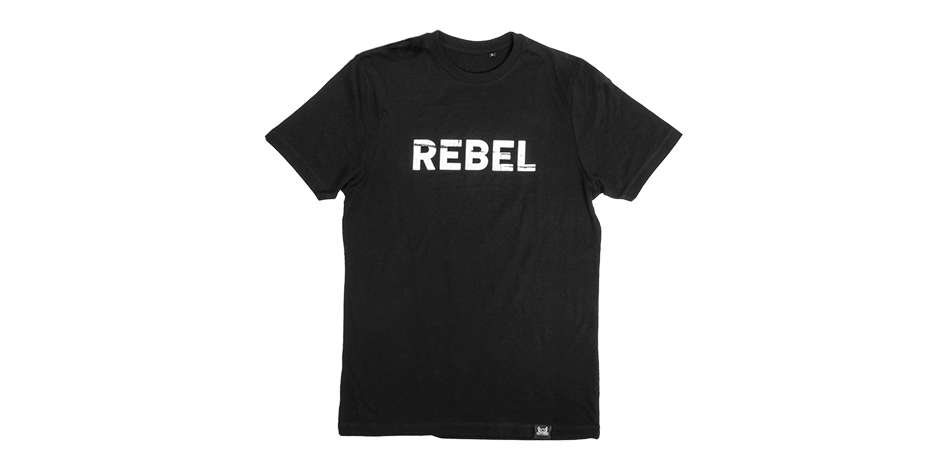 T-Shirt REBEL