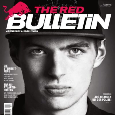 gloryfy The Red Bulletin Magazine G9 Radical Highrun sunglasses