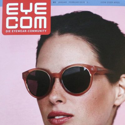 gloryfy Eyecom Magazine 5th Avenue Dark Havana description glasses